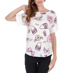 T-shirt Molly Bracken S2929E16 Femme
