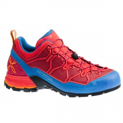 Zapatos trekking Montura Yaru Light Hombre naranja