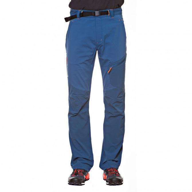 Pantalones Rock Experience Kathmandu Hombre azul
