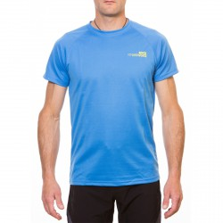 T-shirt Rock Experience Ambit Homme turquoise