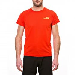 T-shirt Rock Experience Ambit Hombre rojo