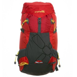 Trekking backpack Rock Experience Raptor 35 red