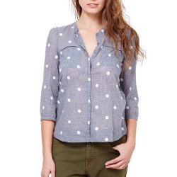 Dotted shirt Manila Grace Woman