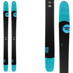 Ski Rossignol Squad 7 + fixations V614