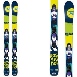 Ski Rossignol Terrain Boy + fixations Xelium 70 B83