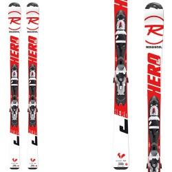 Ski Rossignol Hero Kid X (100 -130) + fixations Kid-X 45 B76