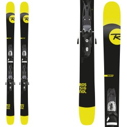 Ski Rossignol Smash 7 + bindings Axium 100 B93