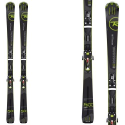 Ski Rossignol Pursuit 600 Basalt + bindings Axium 100 Tpi2 B83