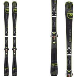 Ski Rossignol Pursuit 600 Basalt + fixations Axium 100 Tpi2 B83