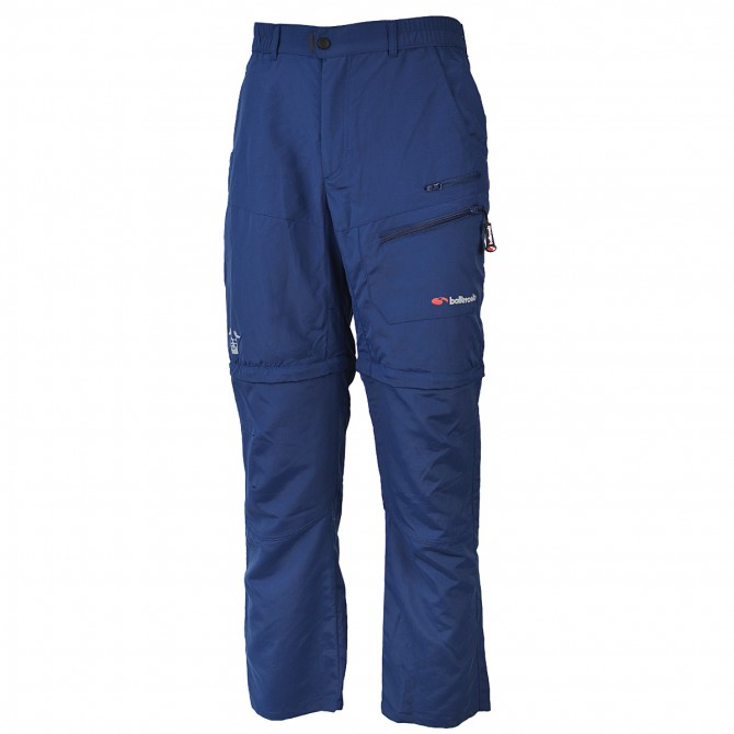 Pantalone-bermuda trekking Bottero Ski Taslan Uomo blu