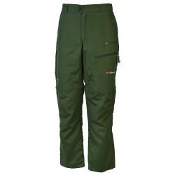 Trekking pants-bermuda Bottero Ski Taslan Man green