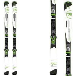 Esquí Rossignol Pursuit 300 Xelium + fijaciones Xelium 100 B83