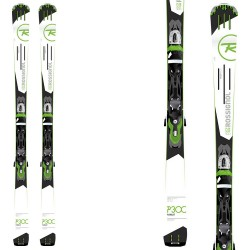 Ski Rossignol Pursuit 300 Xelium + bindings Xelium 100 B83