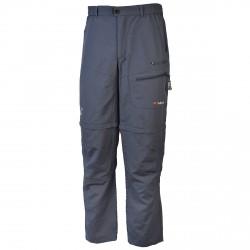 Pantalone-bermuda trekking Bottero Ski Taslan Uomo grigio scuro