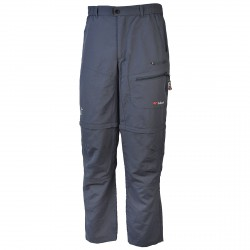 Trekking pants-bermuda Bottero Ski Taslan Man dark grey