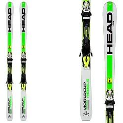ski Head Wc Rebels iGsx + fixations Pr 10 Promo