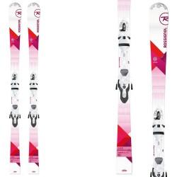ski Rossignol Unique Xelium + bindings Xelium Saphir 100 B83