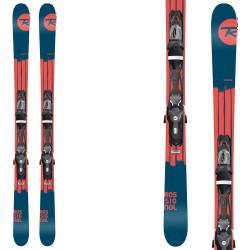 ski Rossignol Sprayer Xelium + bindings Xelium 100 B83