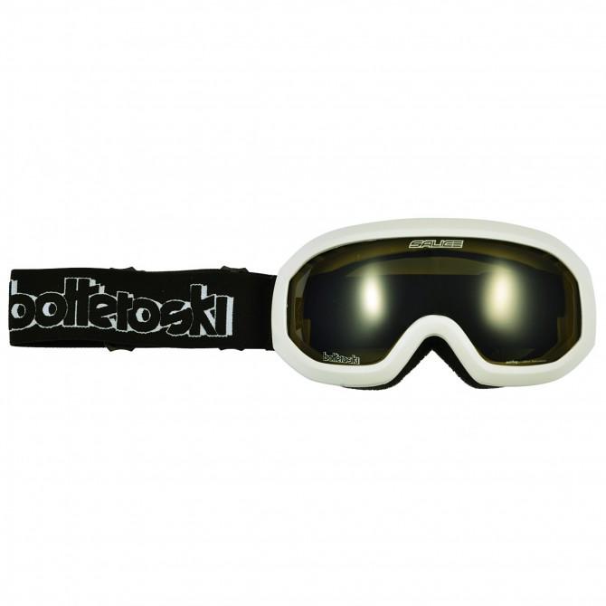 Maschera sci Bottero Ski 992 A bianco-verde