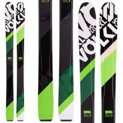 Ski Volkl 100Eight + fixations V614