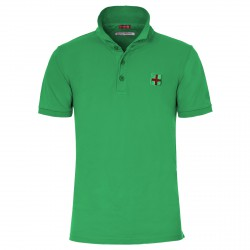 Polo Canottieri Portofino Reef Man dark green