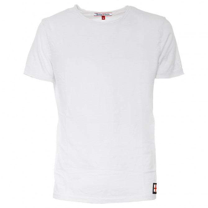 T-shirt Canottieri Portofino Uomo bianco