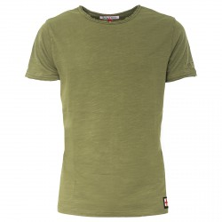 T-shirt Canottieri Portofino Homme vert militaire