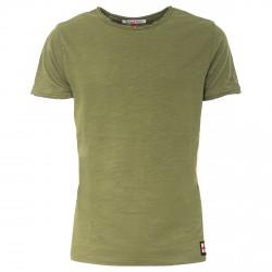 T-shirt Canottieri Portofino Uomo verde militare