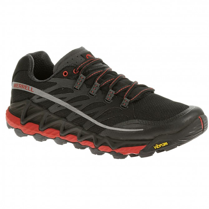 Trail running shoes Merrell All Out Peak Man