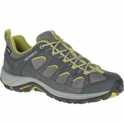 Zapatos trekking Merrell Kaibab Hombre gris