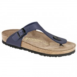 Thongs Birkenstock Gizeh Woman navy