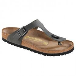 Thongs Birkenstock Gizeh Unisex grey