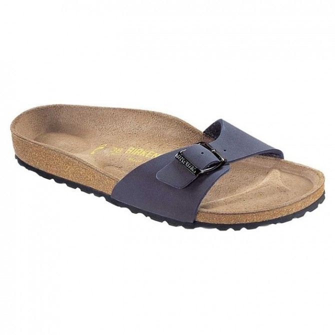 Sandal Birkenstock Madrid Woman navy