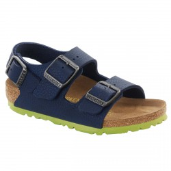 Sandal Birkenstock Milano Boy blue-green (25-34)
