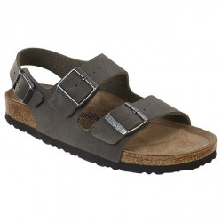 Sandal Birkenstock Milano Man grey