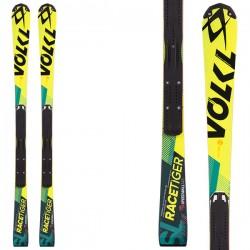 Ski Volkl Racetiger Sw SL R Jr + fixations Race 10