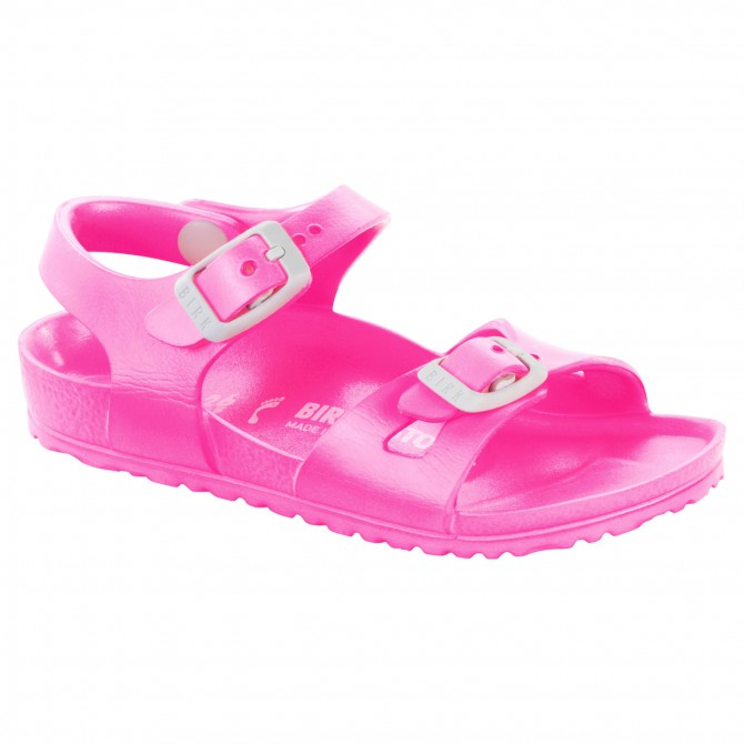 db84e73eecf96 Infradito Birkenstock Rio Eva Bambina - Calzature e sandali