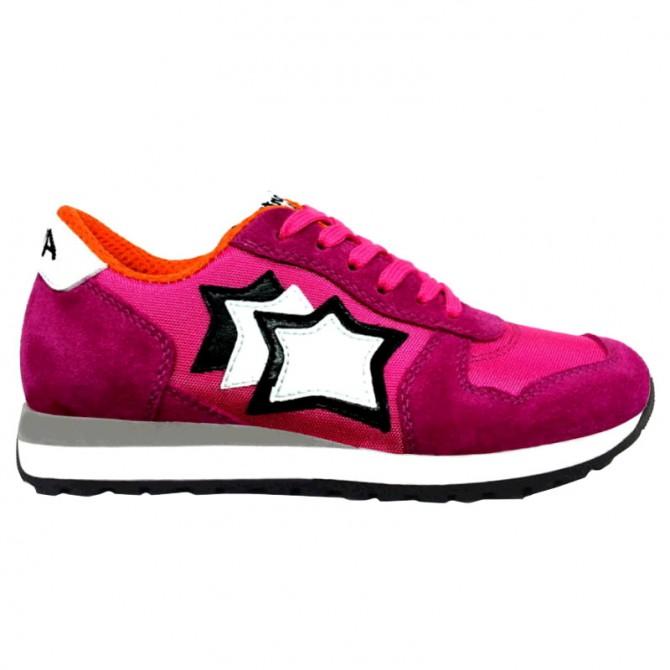 Sneakers Atlantic Stars Mercury Girl fuchsia
