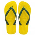 flip-flop Havaianas Brasil yellow