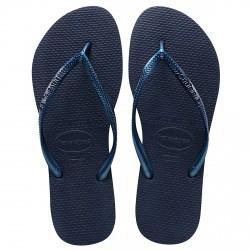 Flip-flop Havaianas Slim Woman blue