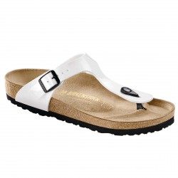 Thongs Birkenstock Gizeh Woman white