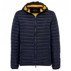 Down jacket Ciesse Larry Man blue-yellow