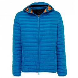 Down jacket Ciesse Larry Man turquoise-orange