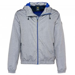 Windproof jacket Ciesse Ethan Man grey