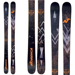 Ski Nordica Soul Rider 87 + Fixations PRD11