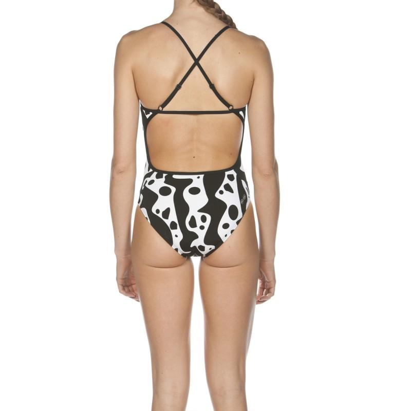 Traje de ba o arena arlequim mujer traje de ba o playa y for Traje de bano negro