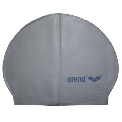 Bonnet de bain Arena Soft gris