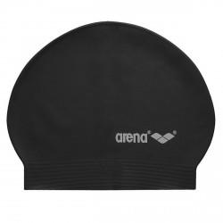 Gorro de natación Arena Soft negro