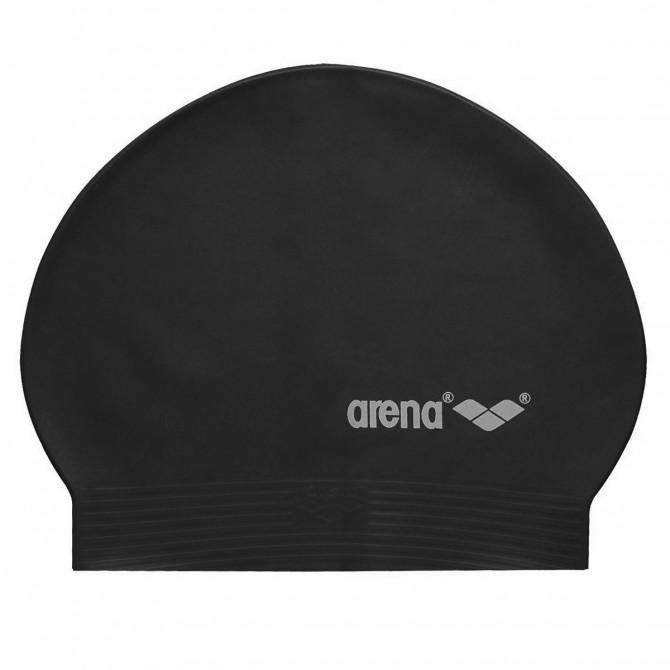 Cuffia piscina Arena Soft nero
