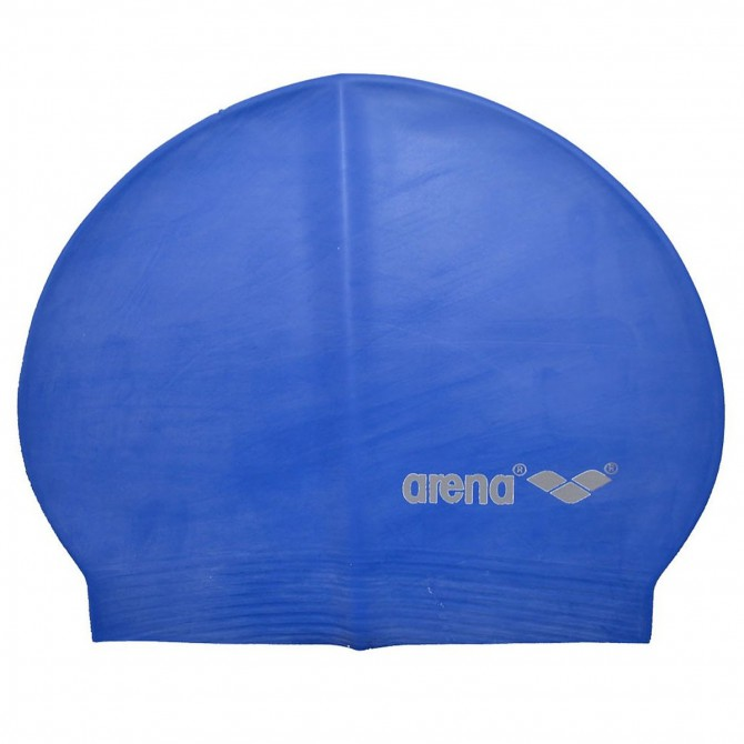Bonnet de bain Arena Soft royal